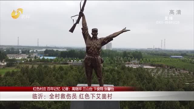 【红色村庄 百年记忆】临沂:全村救伤员 红色下艾崮村