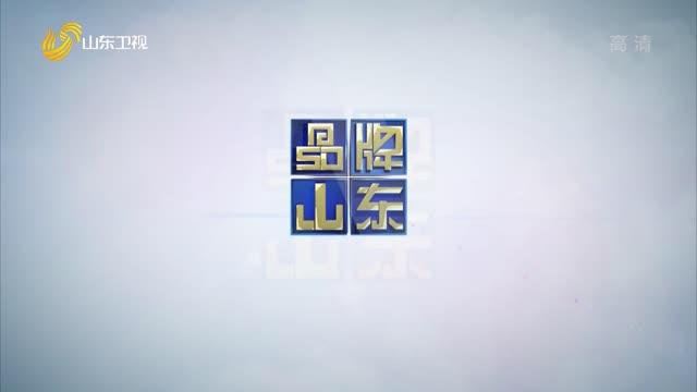 2021年07月25日《品牌山东》完整版