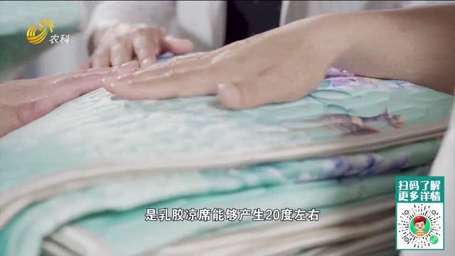 20210802《中国原产递》:乳胶凉席