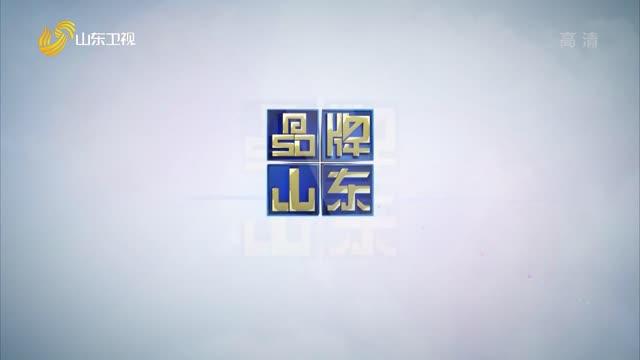2021年08月08日《品牌山东》完整版