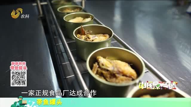 20210814《中国原产递》:带鱼罐头