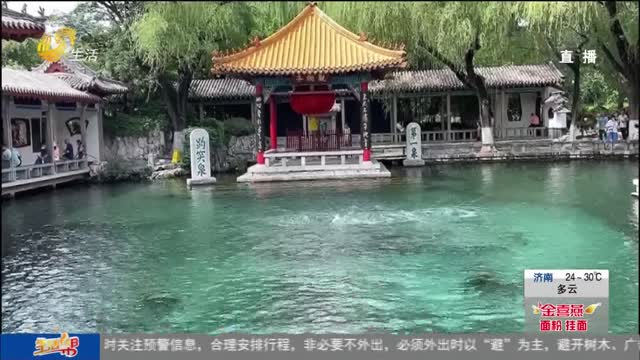 【生活Vlog】秋高气爽泉水清 最美泉水季来了