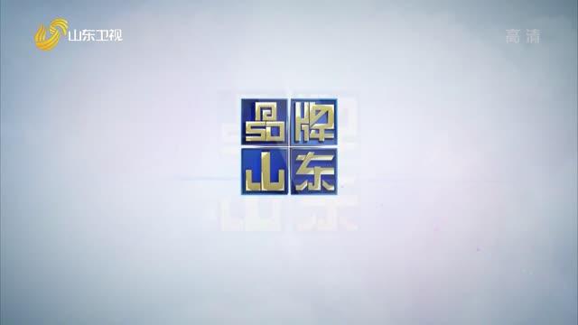 2021年08月29日《品牌山东》完整版
