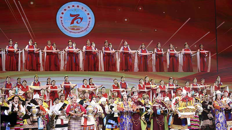 西藏和平解放70周年 山东医疗援藏成绩斐然