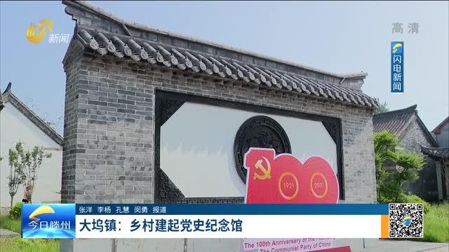 大坞镇:乡村建起党史纪念馆