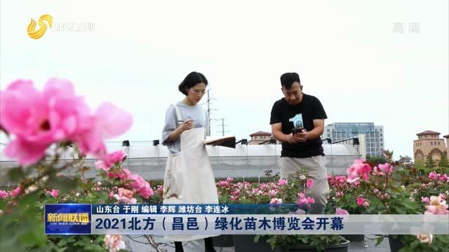 2021北方(昌邑)绿化苗木博览会开幕