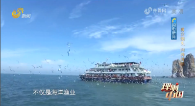 20210530《理响中国》:勇立潮头 向海图强