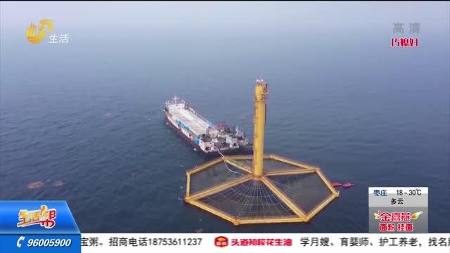 【重磅】国内首个深远海养殖中央综合管理平台正式启用