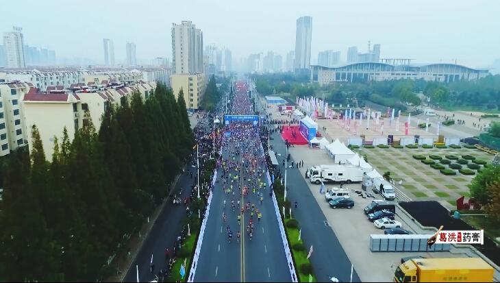 一路美景 2021日马半程马拉松赛道提前看