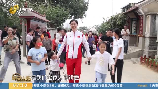 奥运冠军孙一文寄语年轻击剑运动员:有梦想努力去追