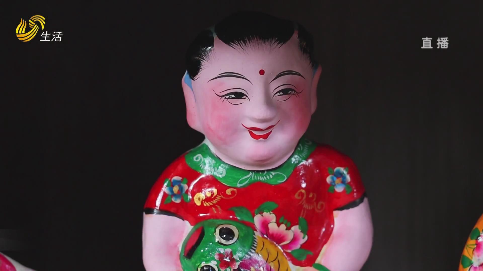 潍坊高密:泥巴捏成非物质文化遗产
