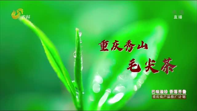 """""""巴味渝珍 香落齐鲁""""重庆农产品推广计划(秀山篇)"""
