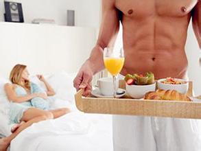 男人饮食要注意的几件事 精面粉和肥肉不宜多吃