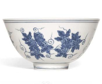 """""""史上最好中国瓷器""""藏品将拍卖 估价2亿"""