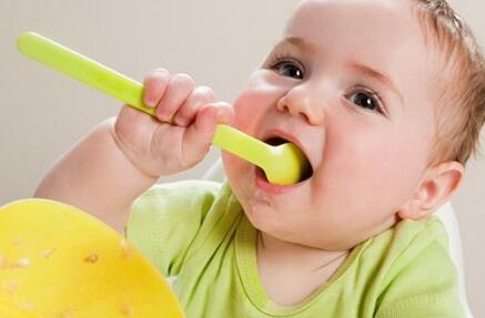 湿疹宝宝的饮食指南