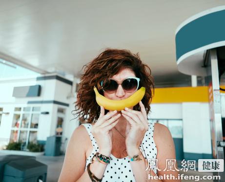 每天吃1根香蕉疾病远离你