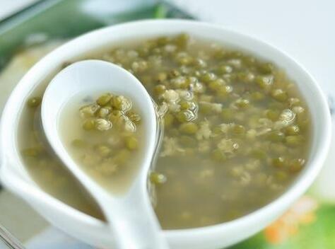 夏天快到了 如何煮出美味绿豆汤