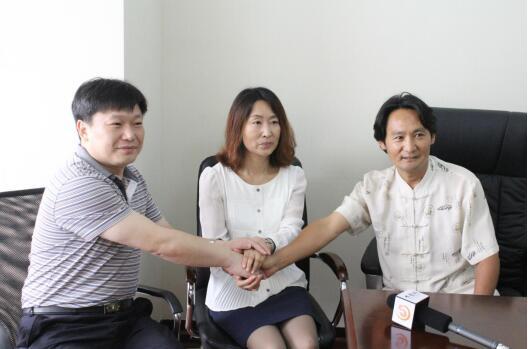 让最新的资讯进入农村  商河县三合庄驻济南办事处联合济南中研奏响扶贫新乐章