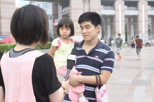 有事业就不能有爱情吗 济南中研七夕街头采访倾听当代年轻人爱情观