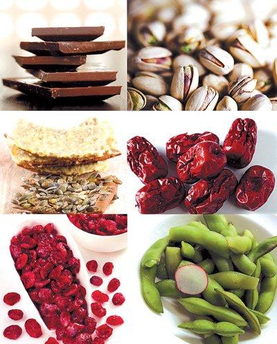 五谷益养五脏 食疗养生的好材料