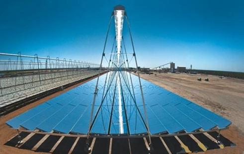 国家确定首批太阳能热发电项目