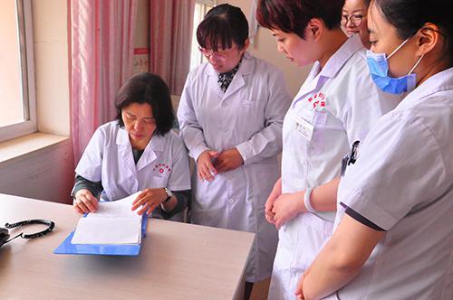 解放军302医院王玫济南和谐亲施术 39岁畸胎瘤患者受益