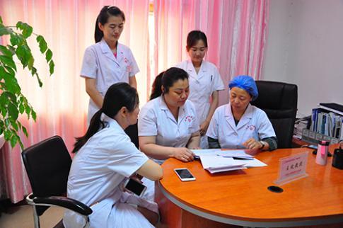 中国解放军302医院王玫教授 在济南和谐分享优质医疗资源