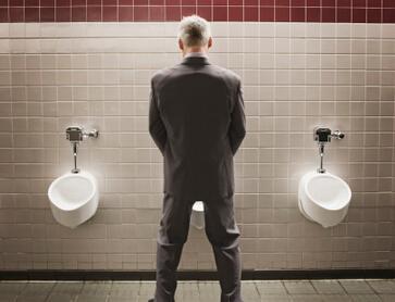 男性尿频尿急的原因?