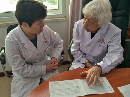 名医如何诊疗疑难病例 北京协和谷春霞济南和谐亲诊案例