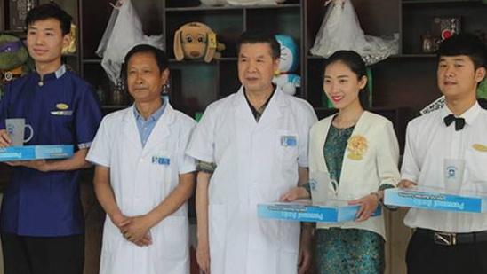 济南九龙医院端午期间慰问一线职工 与节日期间坚守岗位的劳动者共度佳节