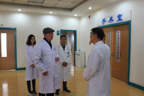 重磅来袭 上海博导名医何长民教授亲诊济南九龙医院