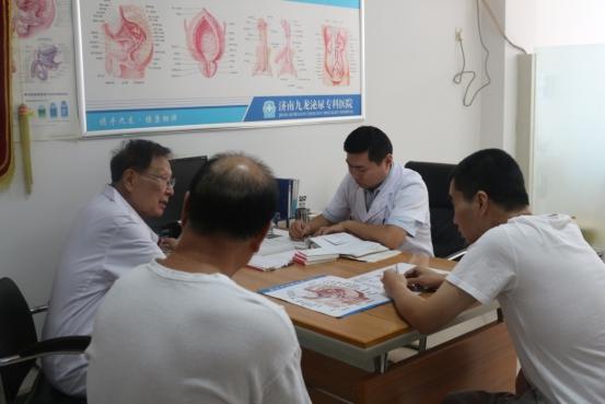 以人为本 济南九龙医院加强医质量促进和谐医患