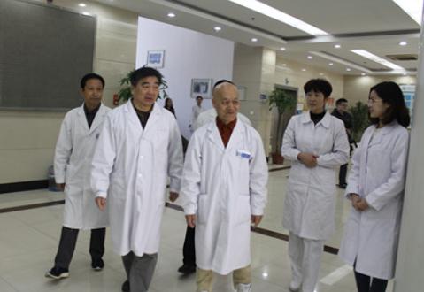 京城三甲医院专家坐诊济南九龙 让高质医疗服务惠及基层群众