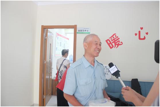 感恩父亲节  关爱男性健康  济南九龙健康知识讲座进社区获好评