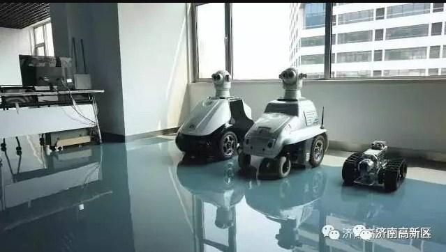 山东金惠新达智能制造公司入驻创新谷