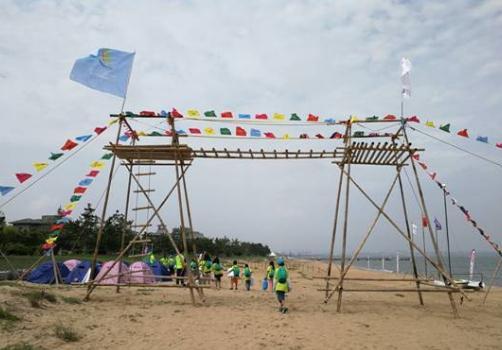 【在路上】未来航海家航行日记之DAY6:搭营地,体验别样露营!