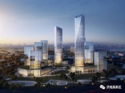 中国金茂项目签约济南高新区