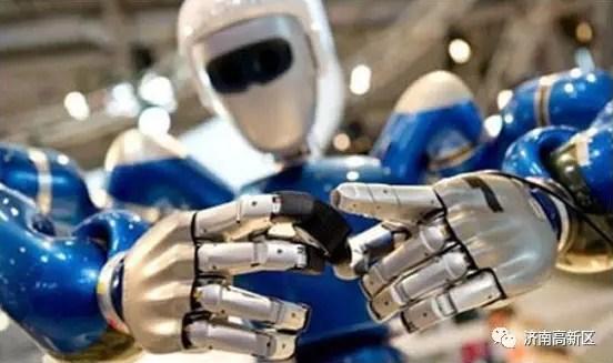 济南市发力智能制造推进新旧动能转换