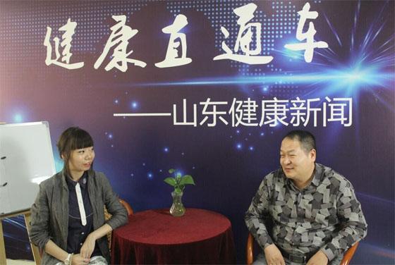 济南中研皮肤病医院邱玉清做客健康频道 为网友解答困扰的青春痘问题