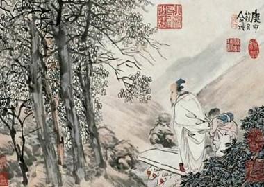 画尽意在品竹庄:丹青原本是诗情(图)