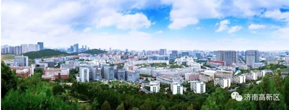 济南高新区:昂扬向上的文明新貌
