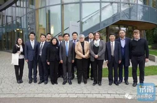 济南组团赴美、英推进交流合作 取得丰硕成果