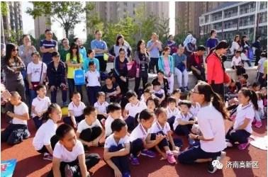 山大附中奥体中路学校:共享生命成长 让教育自然发生!