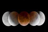 当超级月亮遭遇月全食,会发生什么呢?