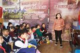 """济南市十亩园小学""""泉城环保小卫士""""公益课第三周开讲啦!"""