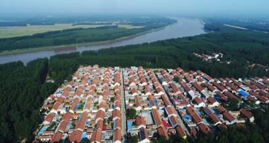 滨州建设沿黄生态环境 促美丽乡村振兴