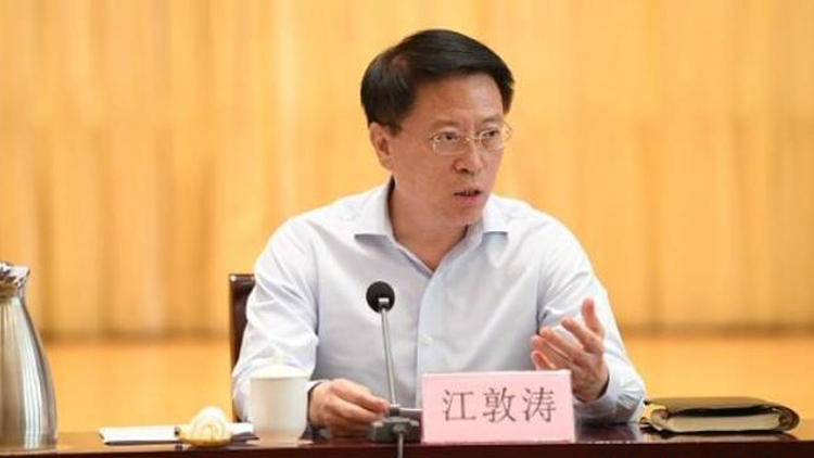 江敦涛到部分企业调研并主持召开淄博市企业家座谈会