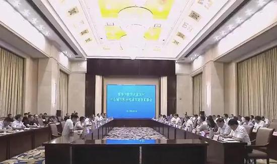 农业农村部专家组来淄博研数字农业农村工作
