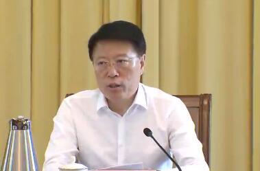 淄博市委常委会召开会议 强调加快构建强大的公共卫生体系