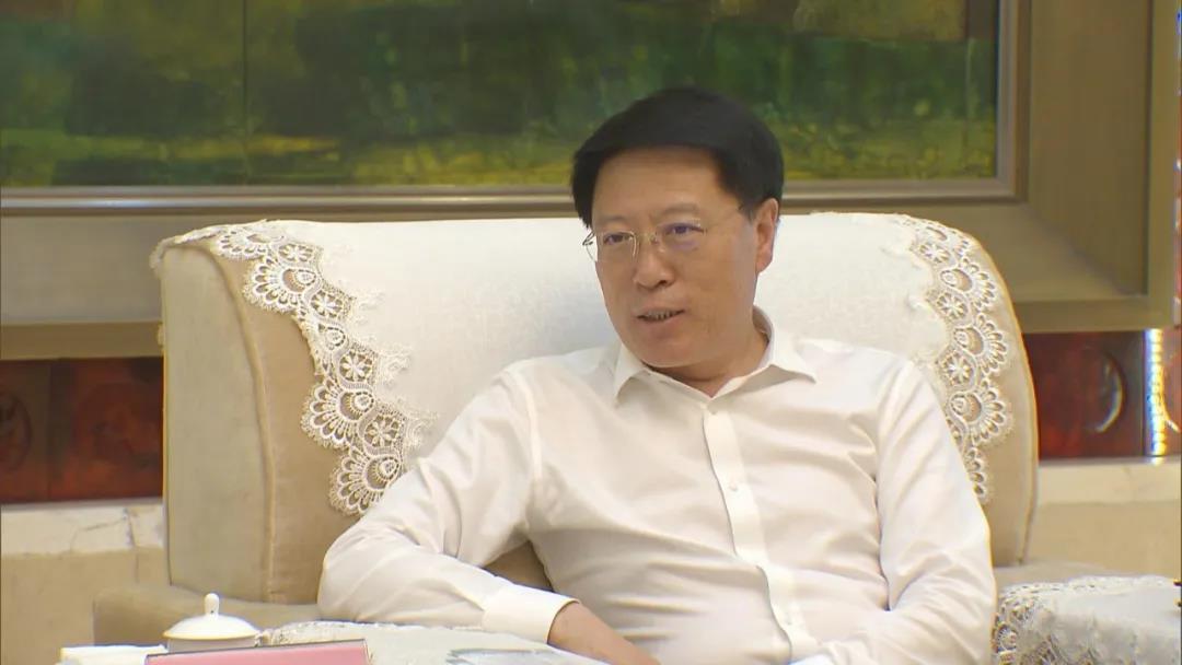 淄博市委书记江敦涛会见省政府驻京办和众地阳光集团客人